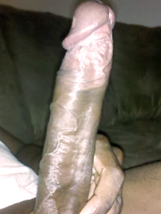 Really big black dick