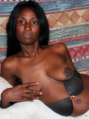 Slutty black ex-wives naked pictures from social networks