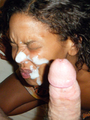 Black mom does not like the taste of semen